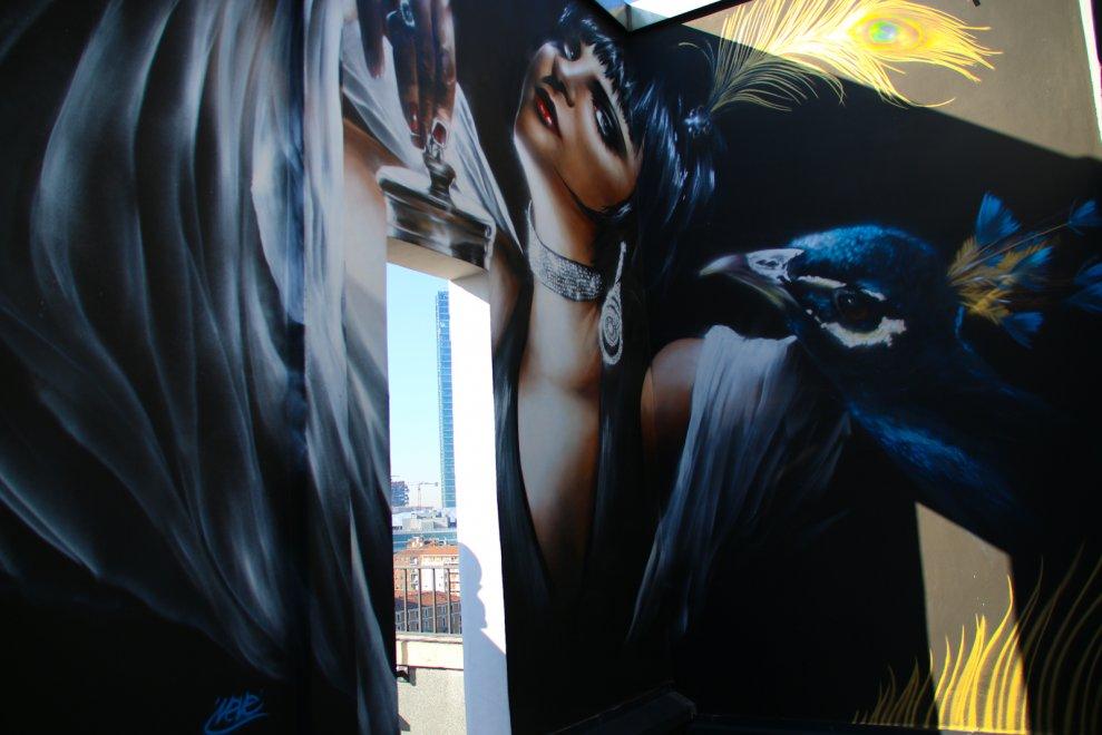 Albergo della Street Art a Milano